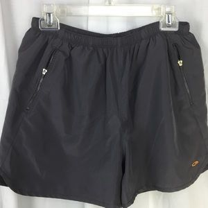 Champion running/athletic shorts Dark Gray M